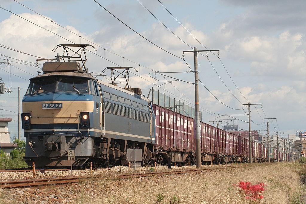 EF66 54号機