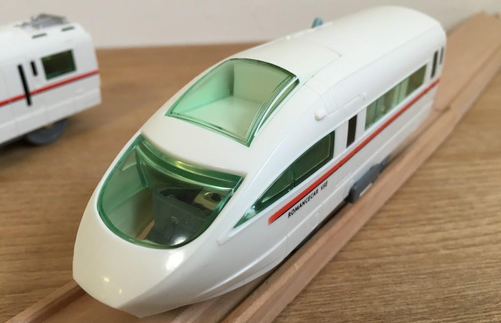 プラレール 小田急ロマンスカー 50000形