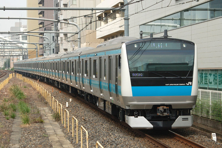 E233 京浜東北線