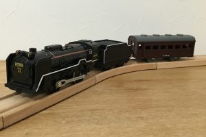 プラレール D51-200 蒸気機関車