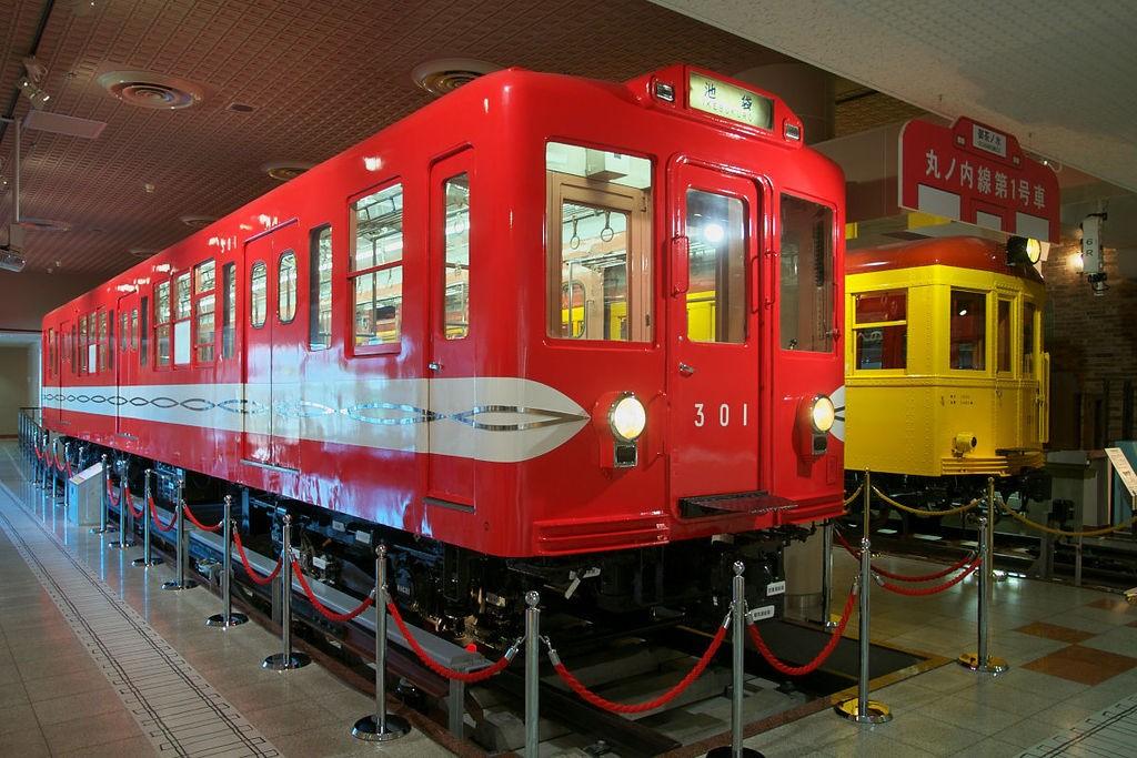 丸ノ内線 300形(301号車)