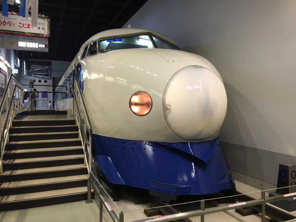 鉄道博物館 0系新幹線