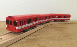 プラレール 丸ノ内線500形