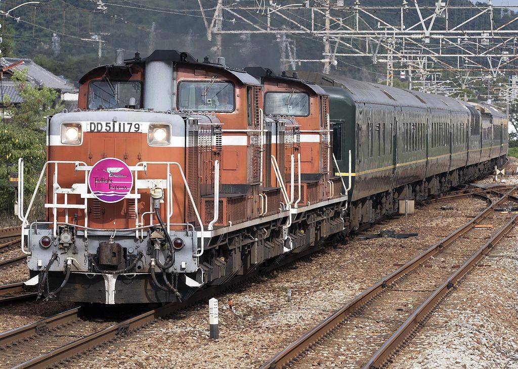 DD51形1179号機