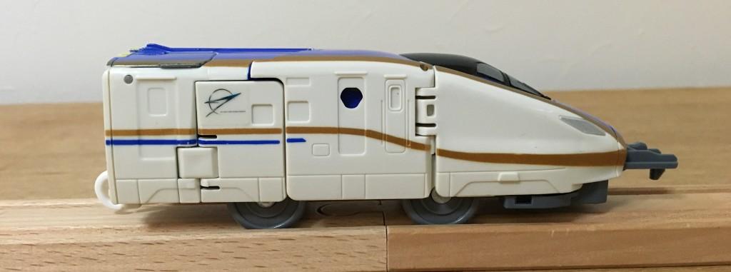 プラレール シンカリオン E7かがやき
