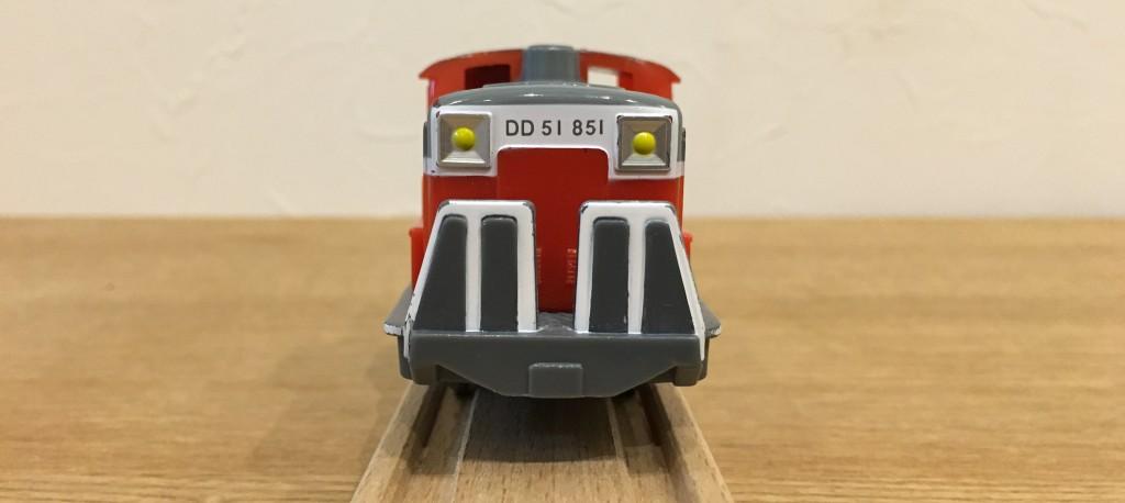 プラレール DD51 851号機
