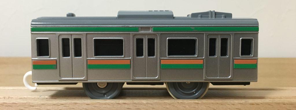 プラレール E231系近郊電車