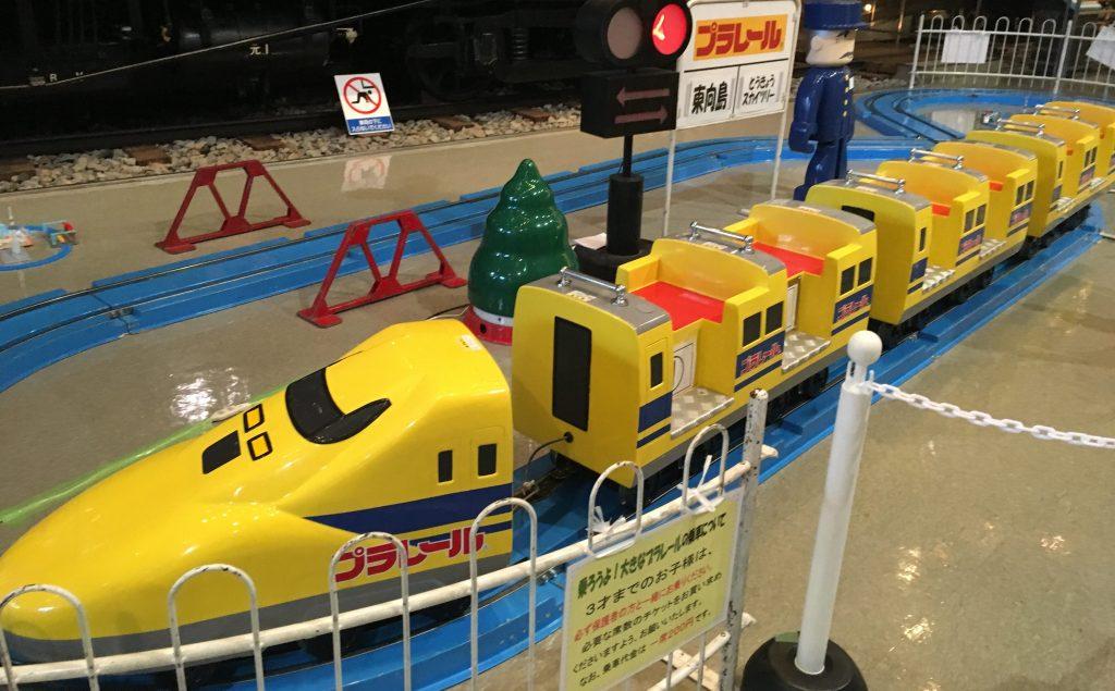 東武博物館 プラレールフェスティバル2016