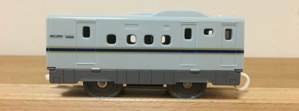 プラレール N700系新幹線みずほ・さくら