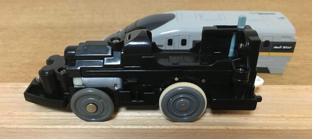 プラレール 700系新幹線ひかりレールスター