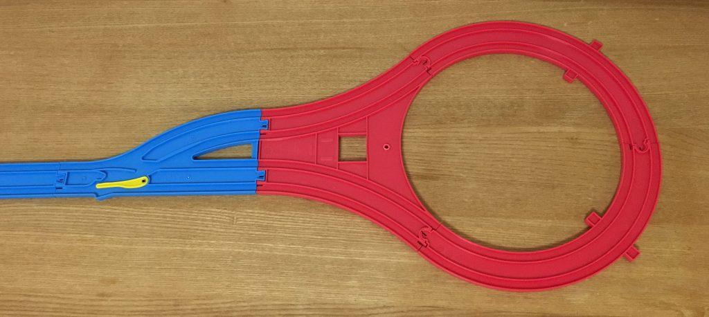 プラレール 単線・複線ポイントレール
