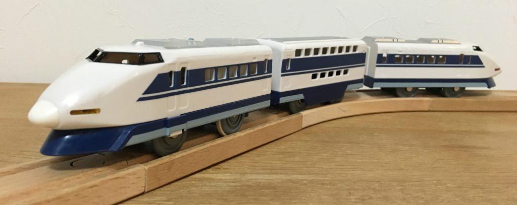 プラレール 100系新幹線