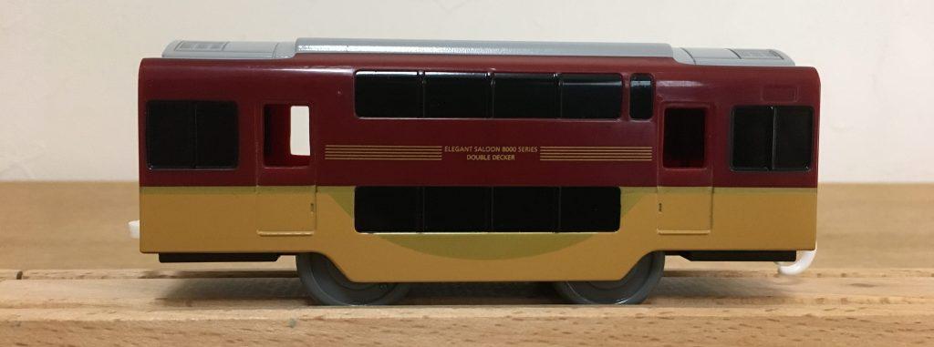 プラレール 京阪特急8000系