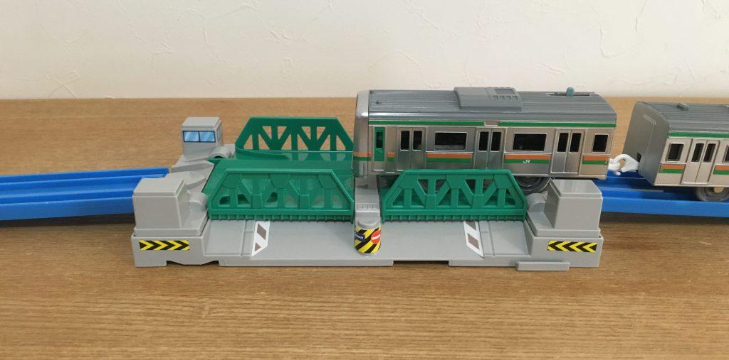 プラレール はね橋