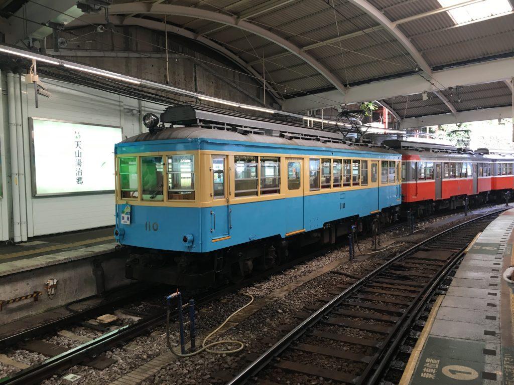 箱根登山鉄道 モハ2形