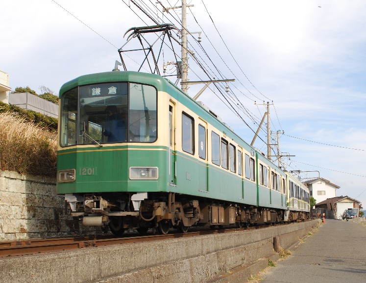 江ノ電1200形