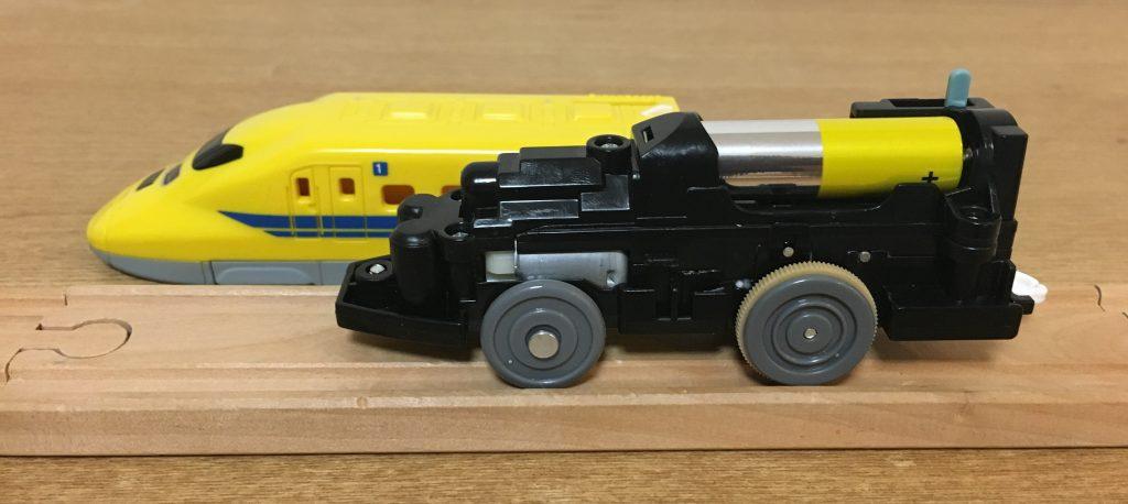 プラレール 923形 ドクターイエローT4編成