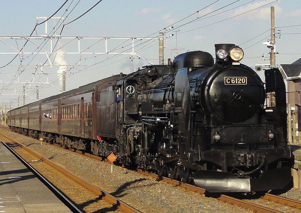 C61 20号蒸気機関車