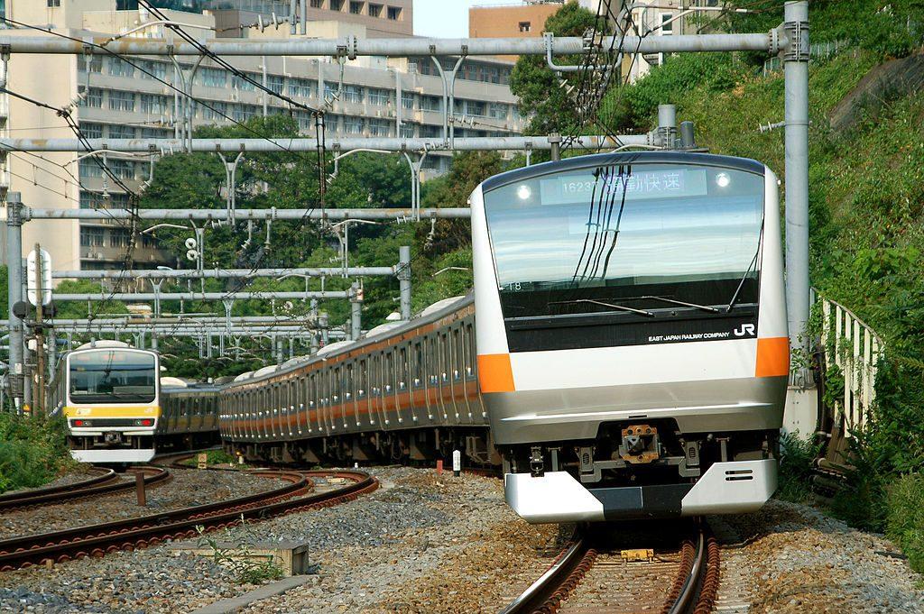 E233系0番台 中央線