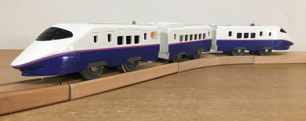 プラレール E2系新幹線