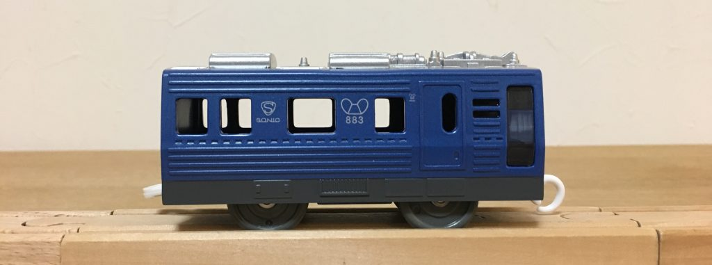 プラレール 883系 ソニック