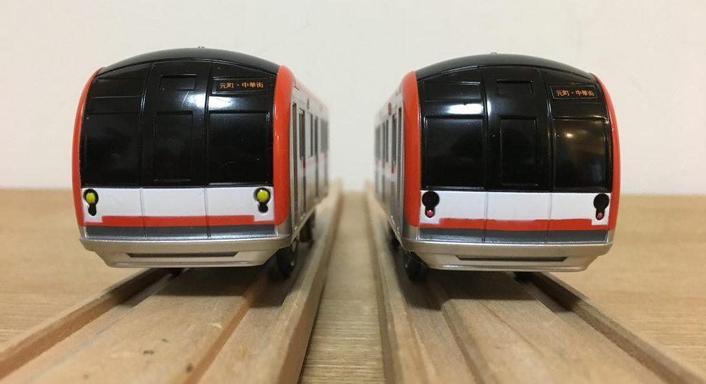 プラレール 東京メトロ 有楽町線・副都心線 10000系