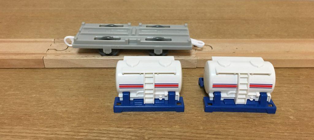 プラレール EH500電気機関車 金太郎