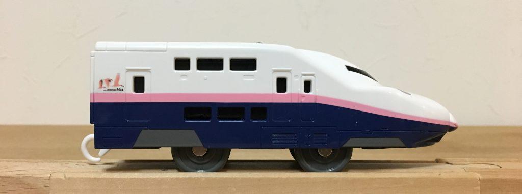 プラレール E4系新幹線Max