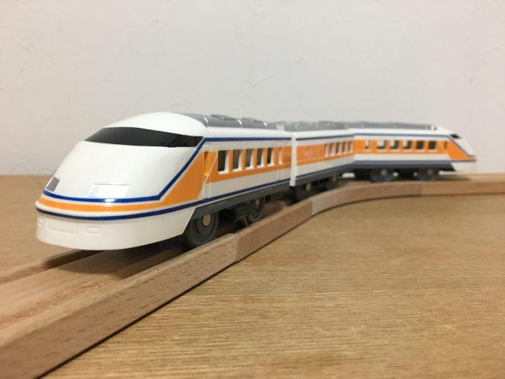 プラレール 東武鉄道 100系 スペーシア