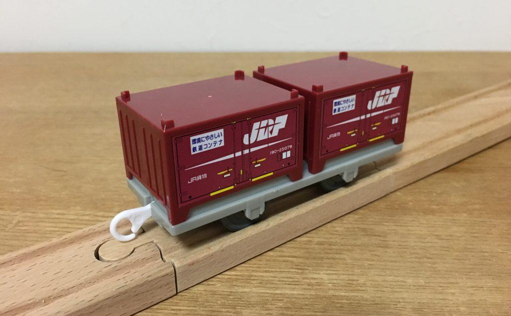 プラレール EF510電気機関車 レッドサンダー