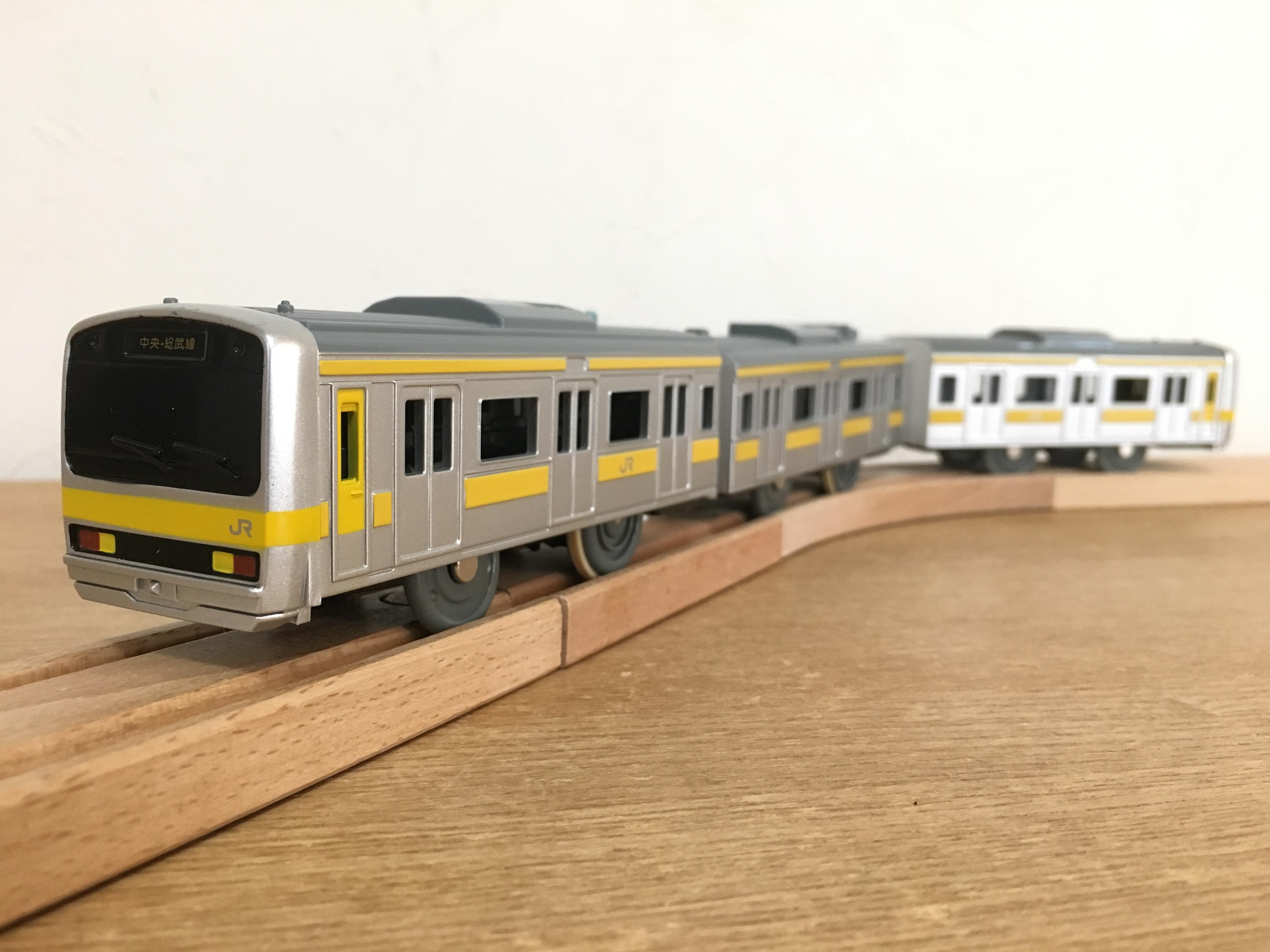 プラレール E231系 総武線