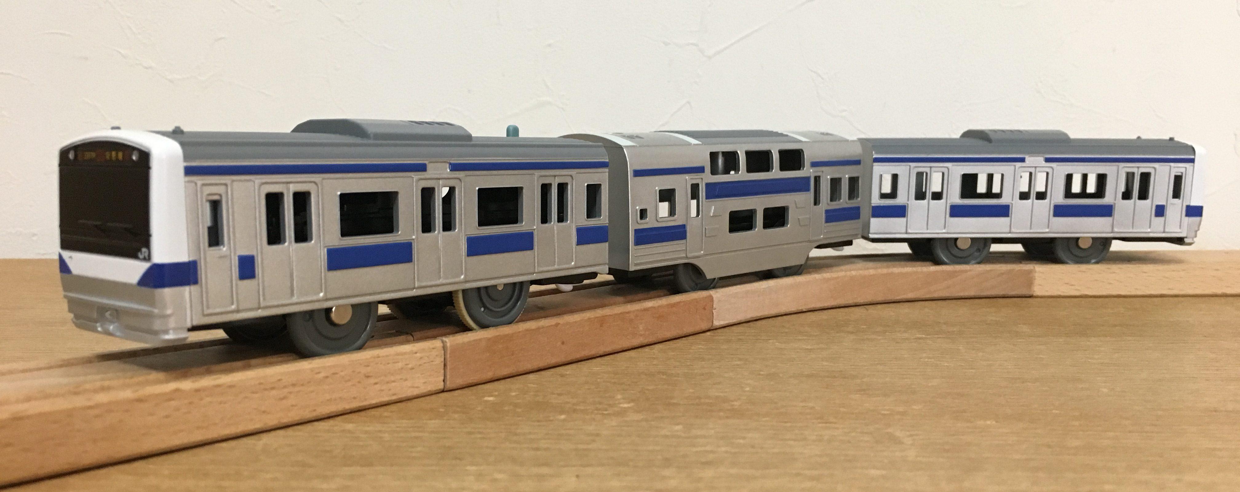 プラレール E531系 常磐線