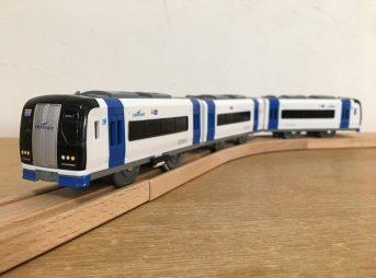 プラレール 名鉄 2000系 ミュースカイ