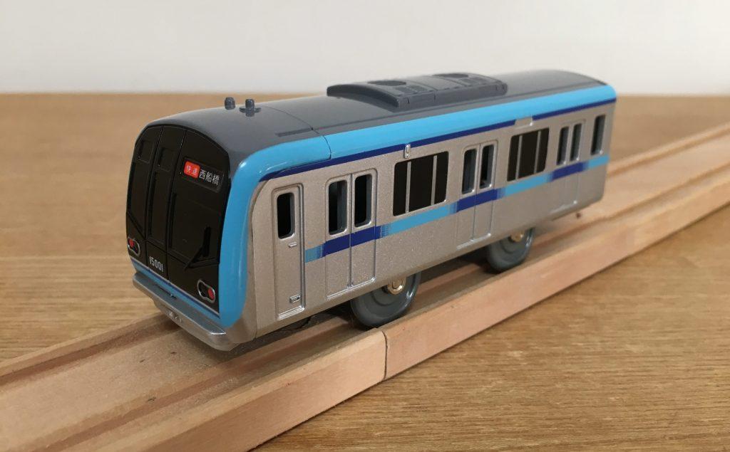 プラレール 東京メトロ 東西線 15000系