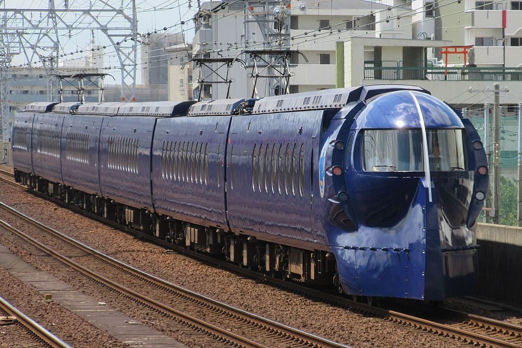 南海電鉄 50000系 ラピート(Photo by:KishujiRapid)