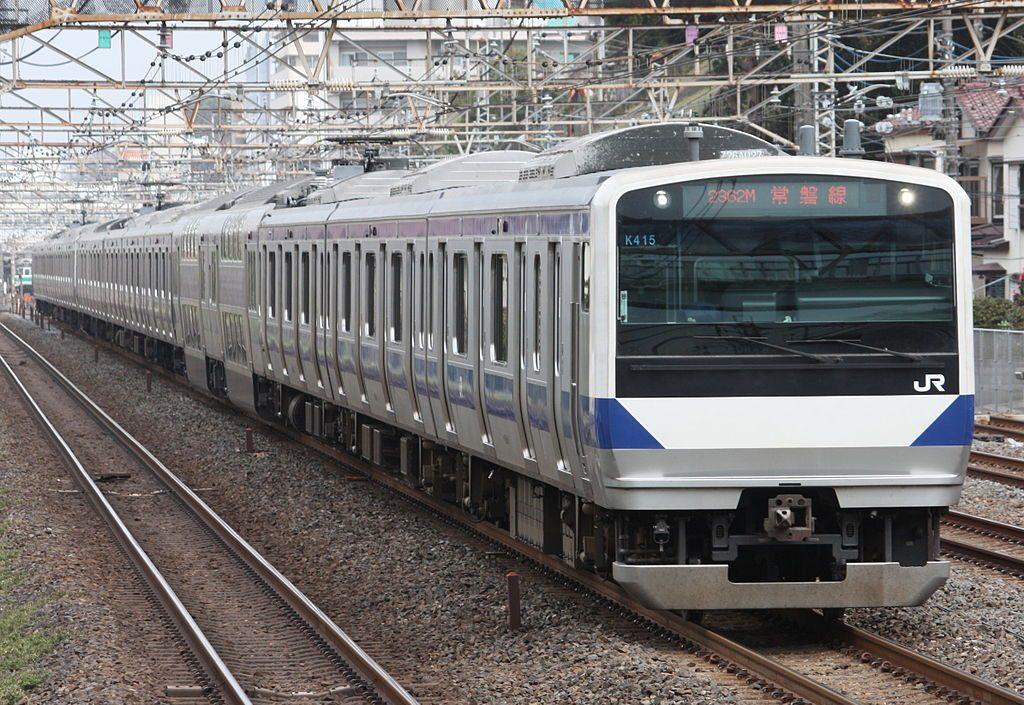 E531系(Photo by:TC411-507)