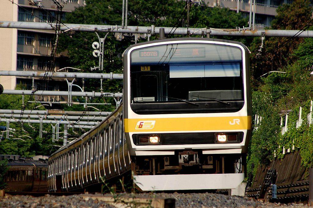 E231系0番台 総武線