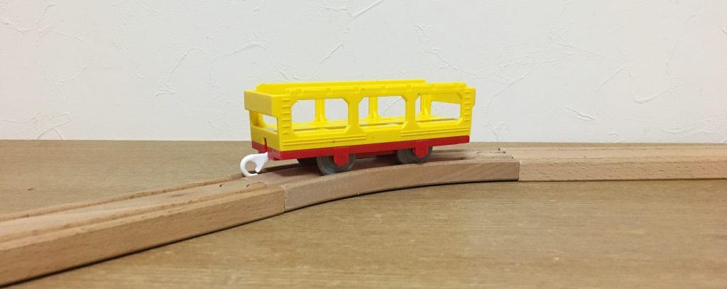 トミカ搭載貨車