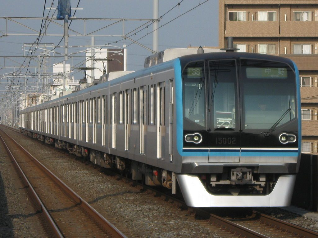 東京メトロ 15000系(Photo by:Resident of higashi-fuchu)