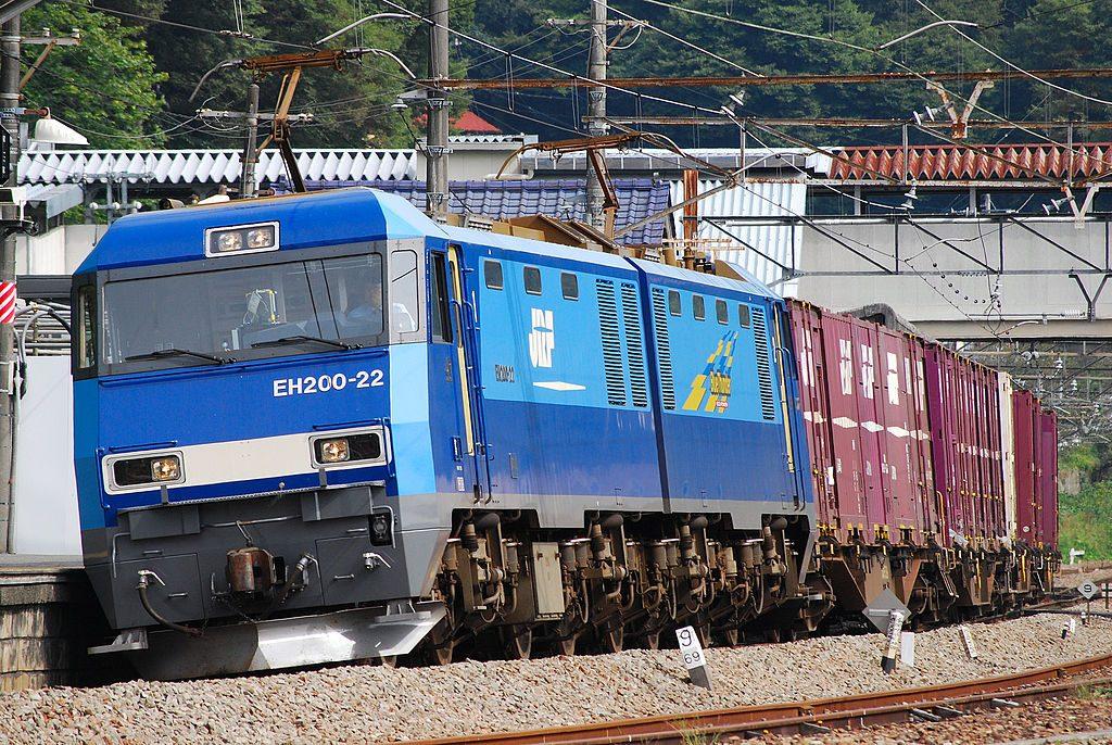 EH200形電気機関車