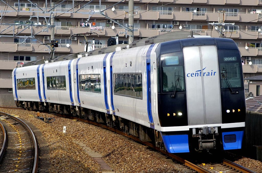 名鉄2000系