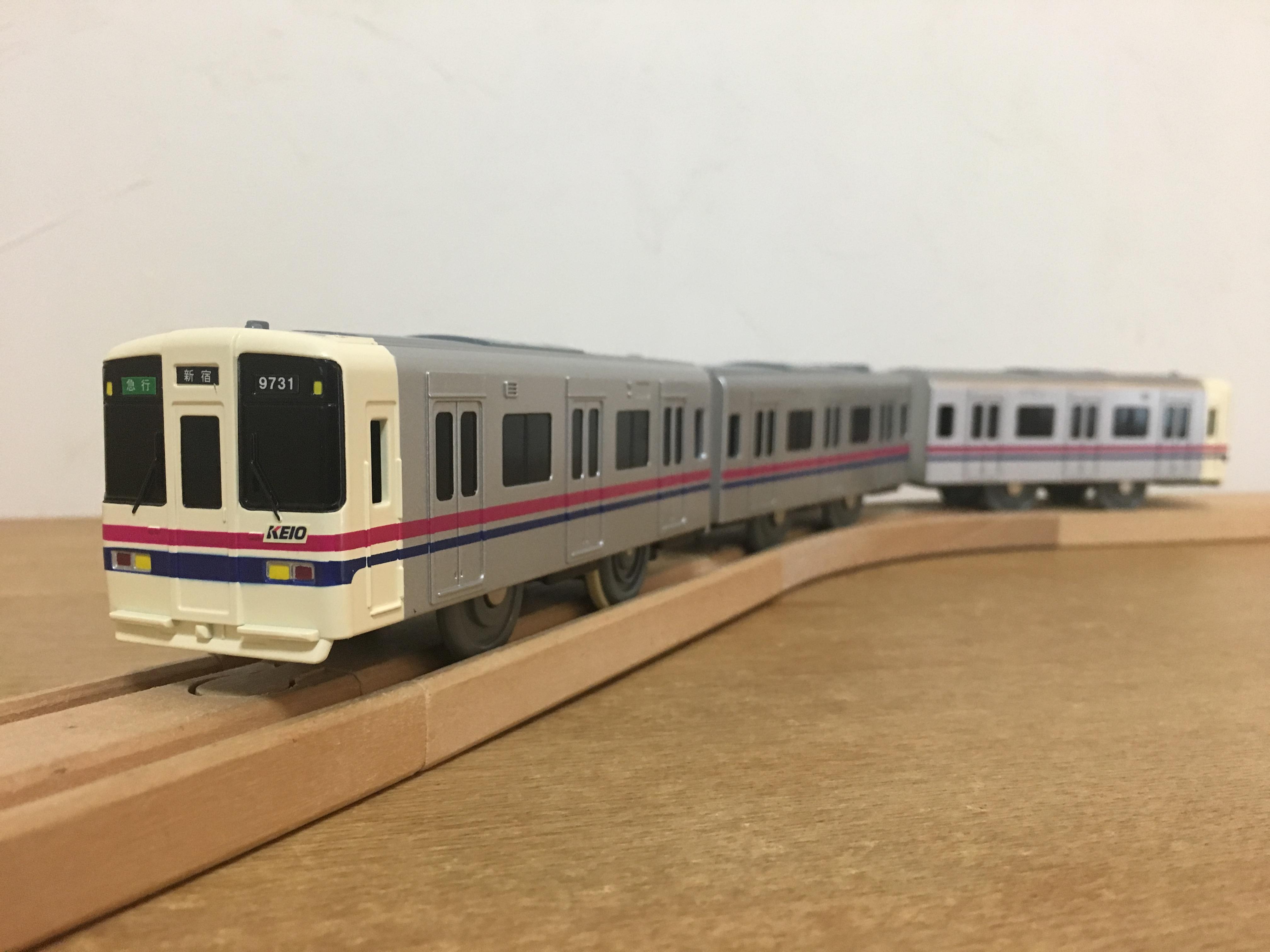 プラレール 京王電鉄 9000系