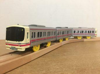 プラレール 京王電鉄 8000系