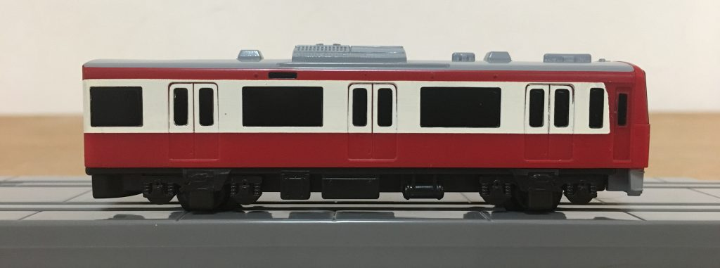 プラレールアドバンス 京急電鉄 新1000形 アルミ車