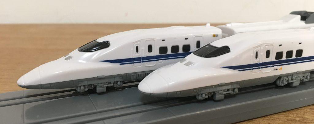 プラレールアドバンス 700系新幹線(ACS未対応)