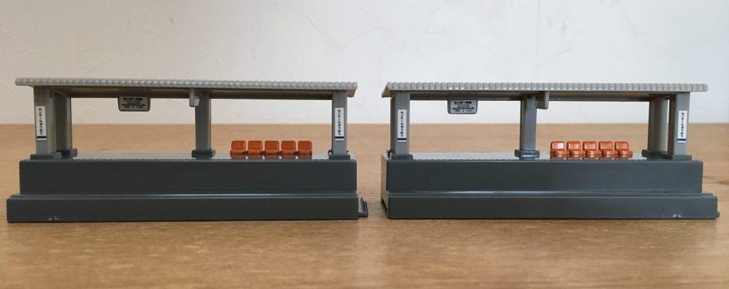 プラレールアドバンス 対向式駅
