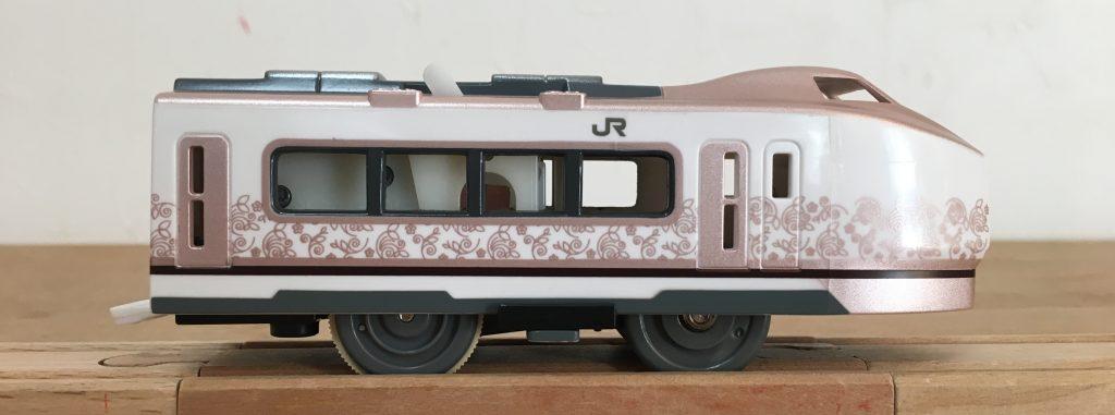 プラレール 651系1000番台 伊豆クレイル