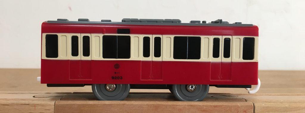 プラレール 西武鉄道9000系 RED LUCKY TRAIN