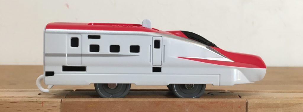 プラレール E6系 新幹線