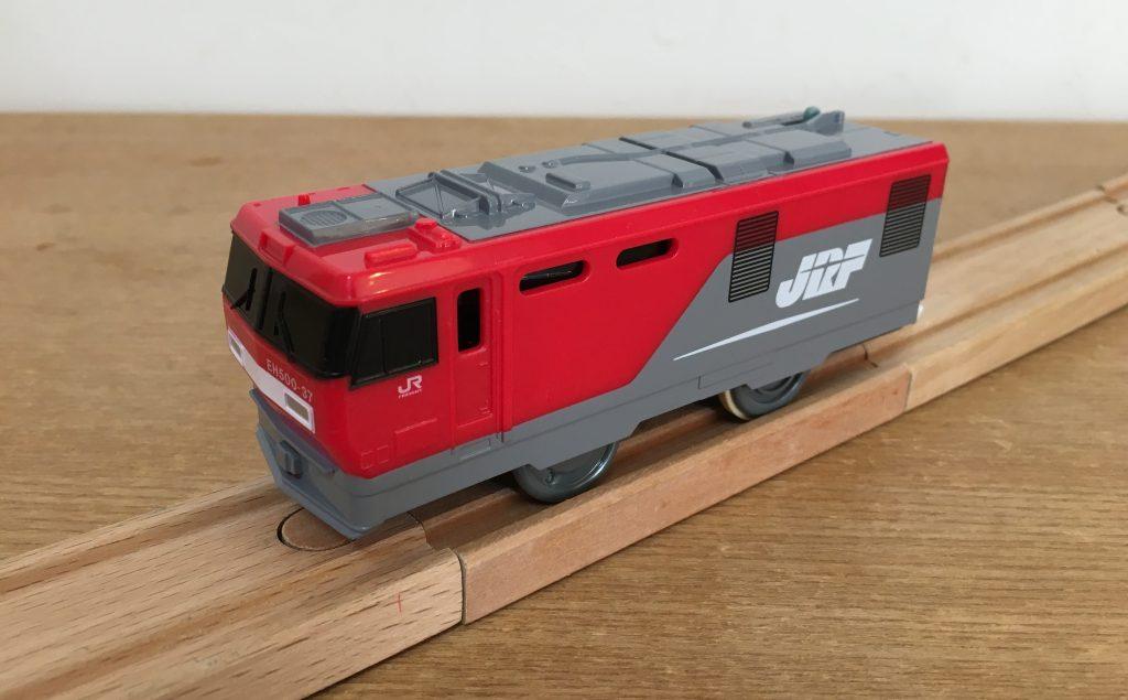 プラレール EH500形電気機関車 金太郎(3次車)